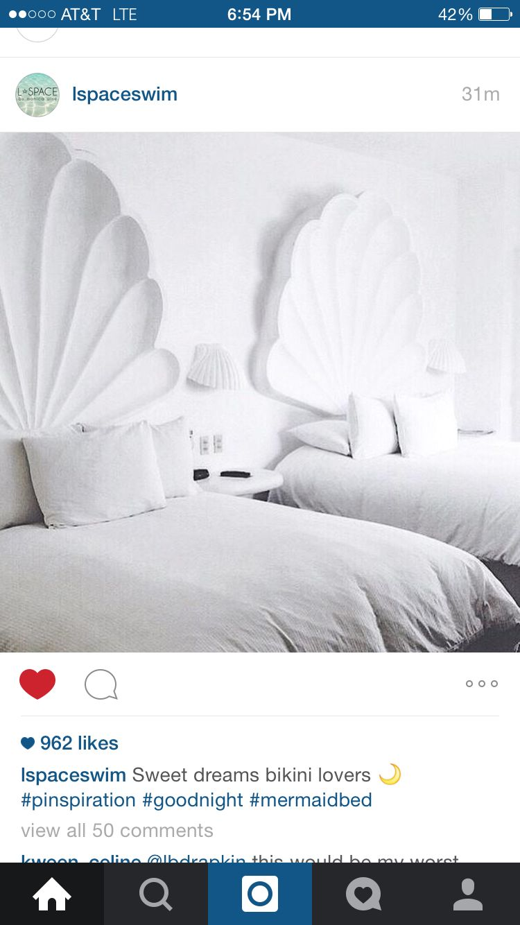 Seashell Headboard Omg Sea Bedrooms Girl S Room Headboard