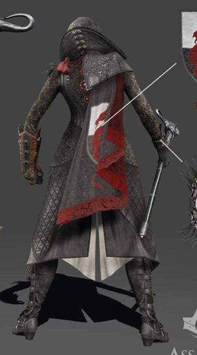 Image result for assassin's creed evie frye costumes