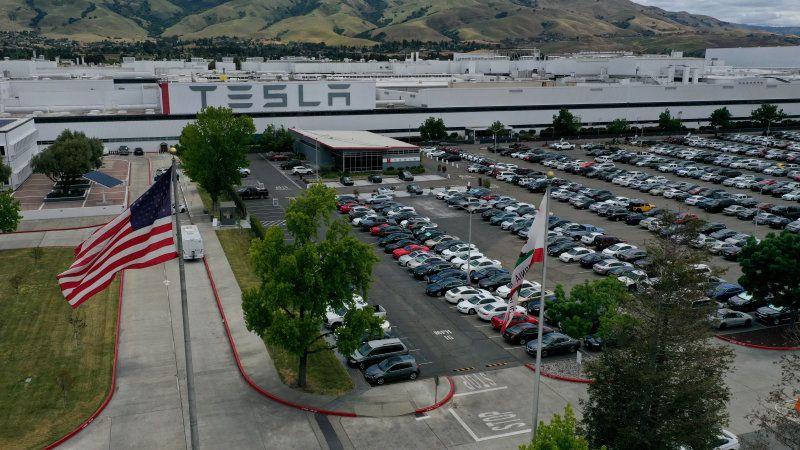 Tesla Project Roadrunner Calls For Expanded Battery Plant In Fremont Tesla Fremont Road Runner