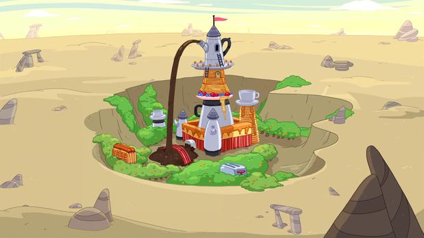 Breakfast Kingdom Game Of Time Breakfast Princess Candyland