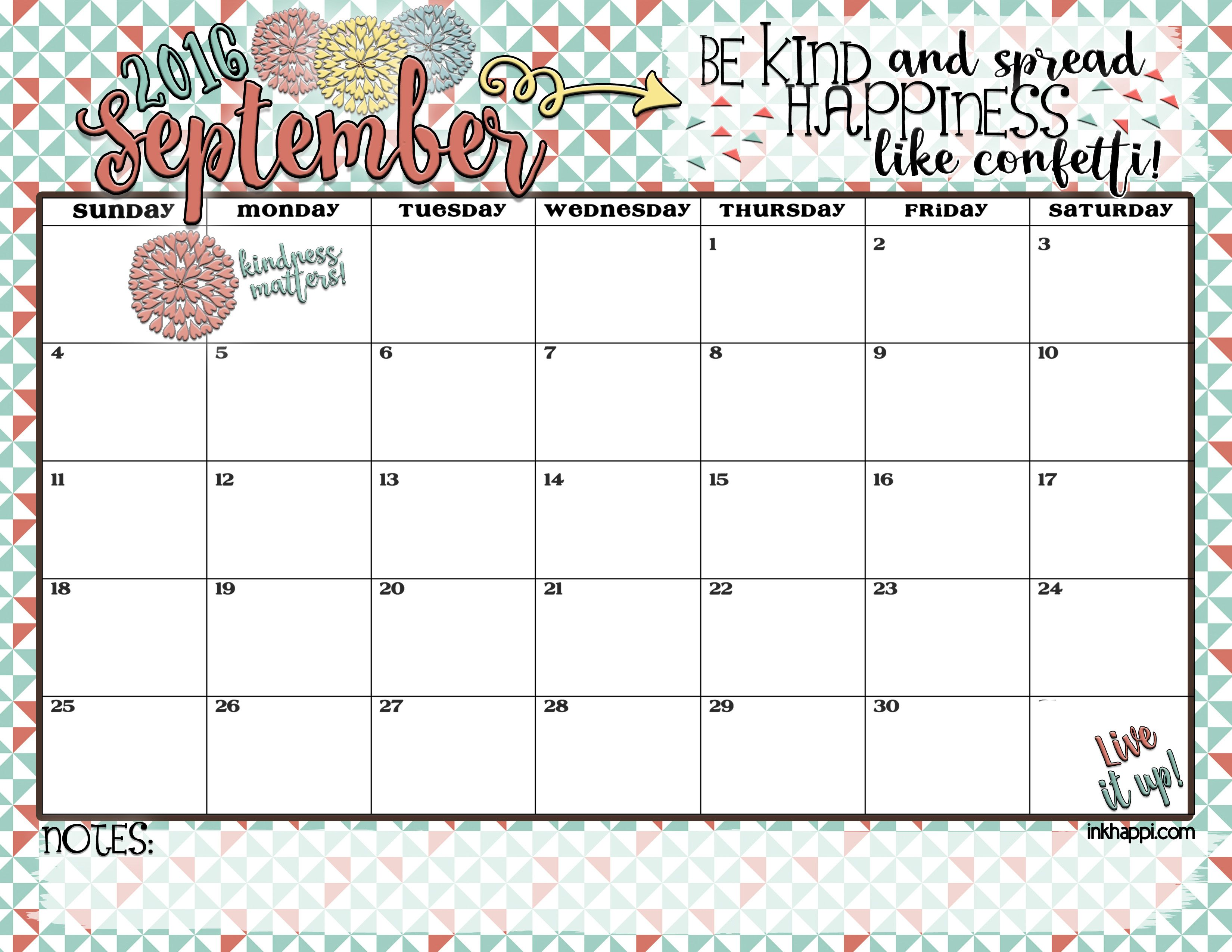 September 2013 Calendar Is Here September 2013 Calendar