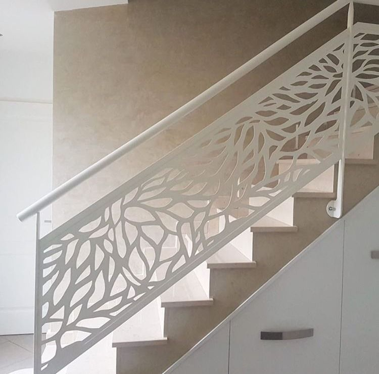 Racken Rampe Escalier Interieur Balustrade Escalier Garde