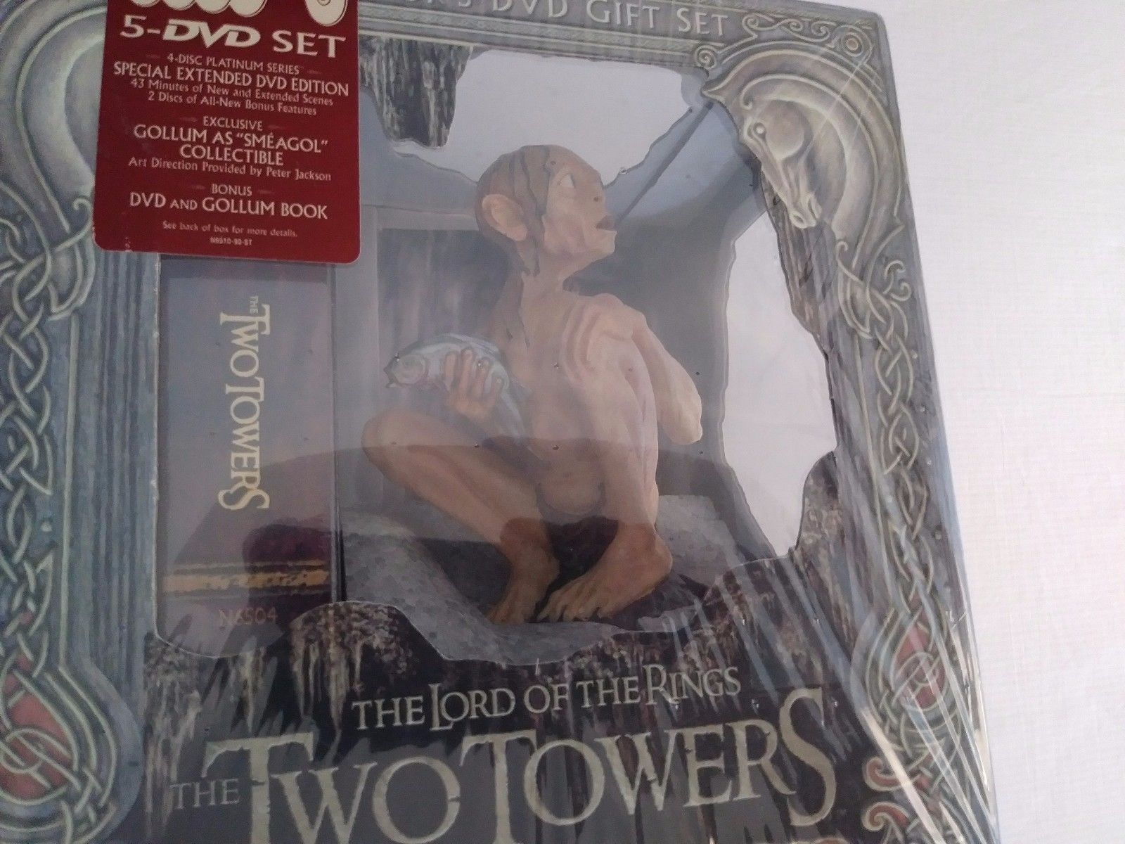 The Lord Of The Rings The Two Towers Extended Edition Weta Statue Gollum Smeagol The Two Towers Statues For Sale Lord Of The Rings