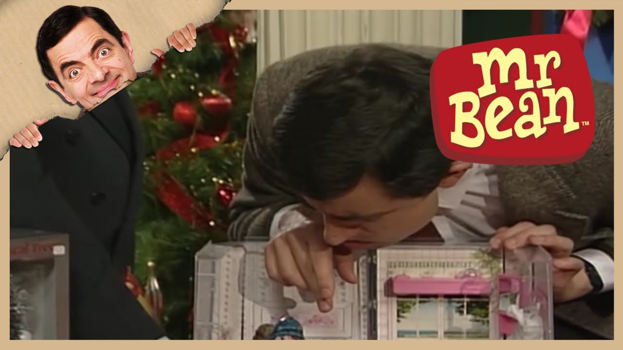 Mr Bean - Nativity Scene -- Krippenspiel | christmas time ...