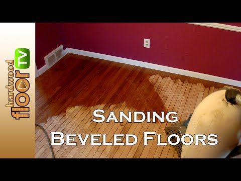 Can You Refinish Prefinished Floors Hardwood Floors Refinish
