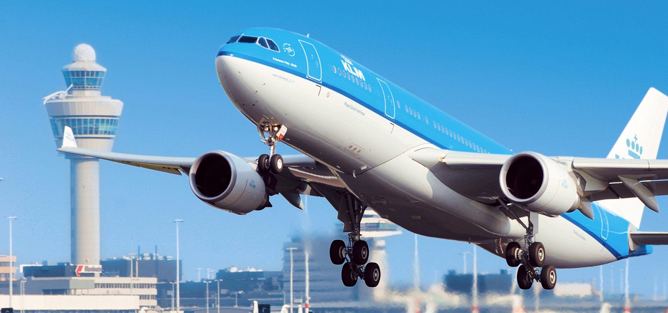 Cygnific Klm Airfrance Vliegtuig Air France Amsterdam