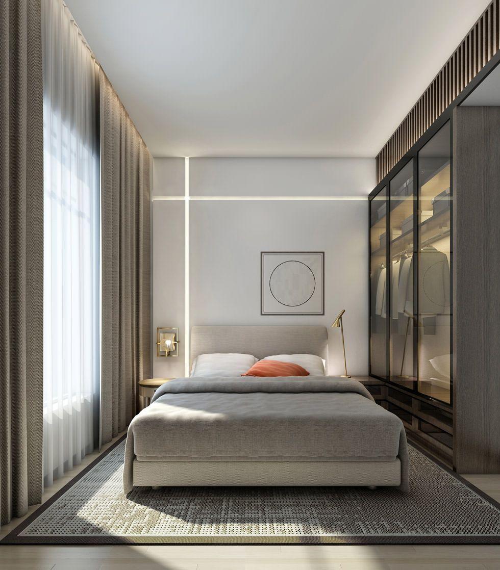 Illuminazione camera da letto • Guida & 25 idee per un ...