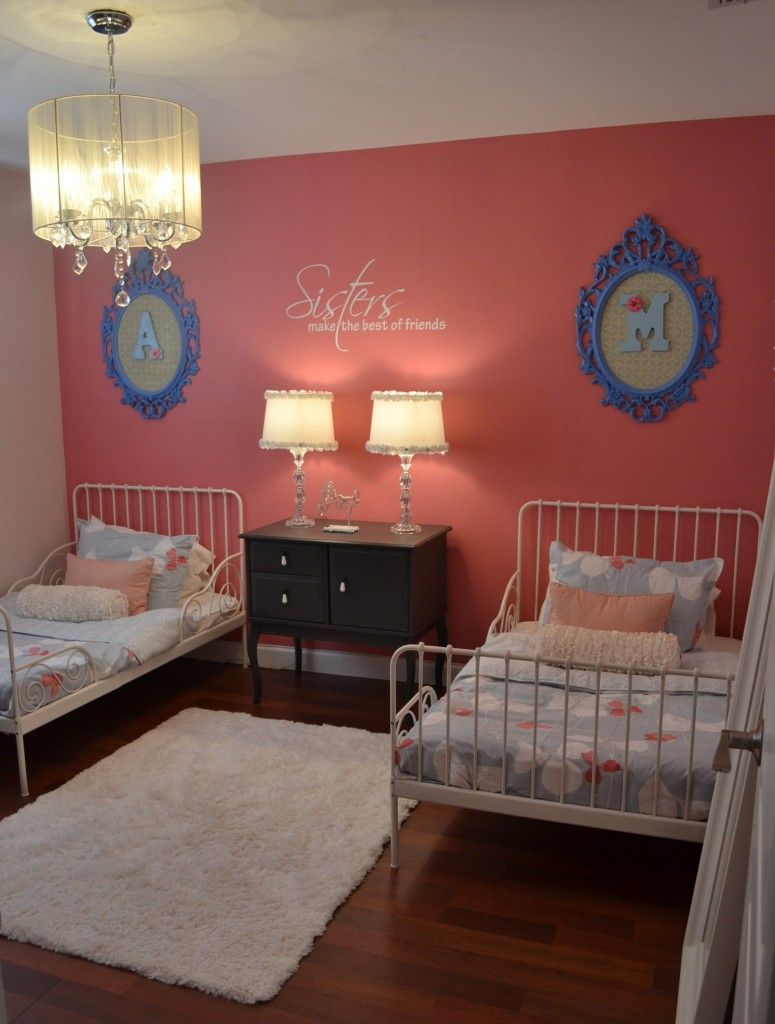 Home Desain: Shared Bedroom Ideas For Sisters