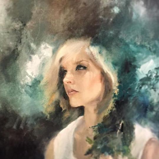 Artist on Instagram:     @christhevalentine    More
