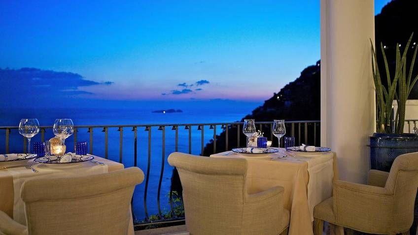 Hotel Villa Franca - Positano - Book online