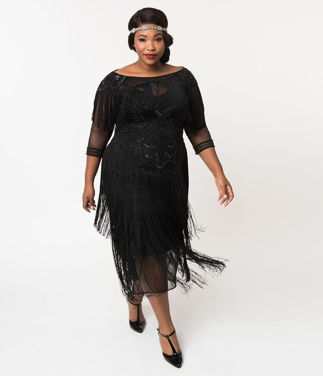 29+ Plus size gatsby dress ideas info