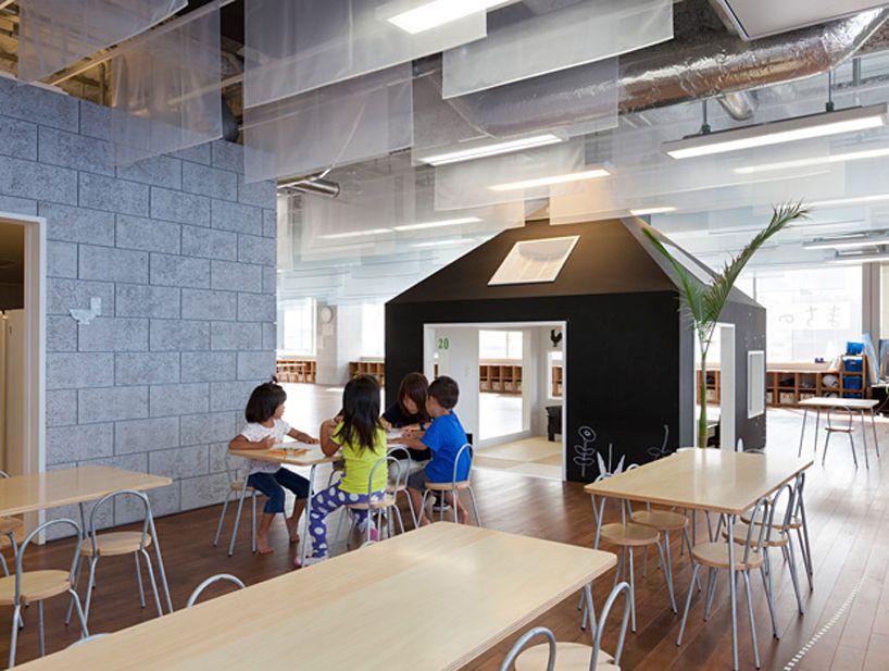 suppose design office: kiddy shonan C/X nursery school