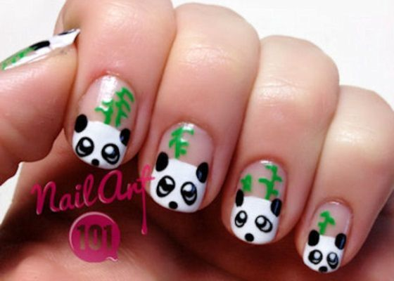 20 amazing and simple nail designs you can easily do at home 20 amazing and simple nail designs you can easily do at home prinsesfo Image collections