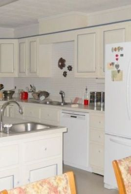 this kitchen remodel looks professional but did not cost 20k in