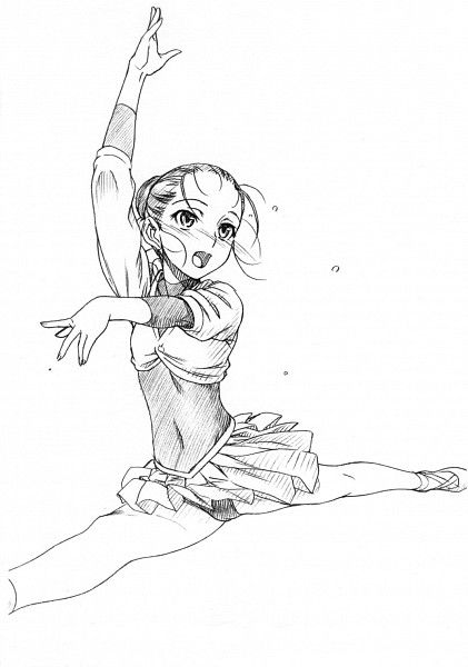 Tags Anime Route39 Jumping Ballerina Outfit Ballet Shoes