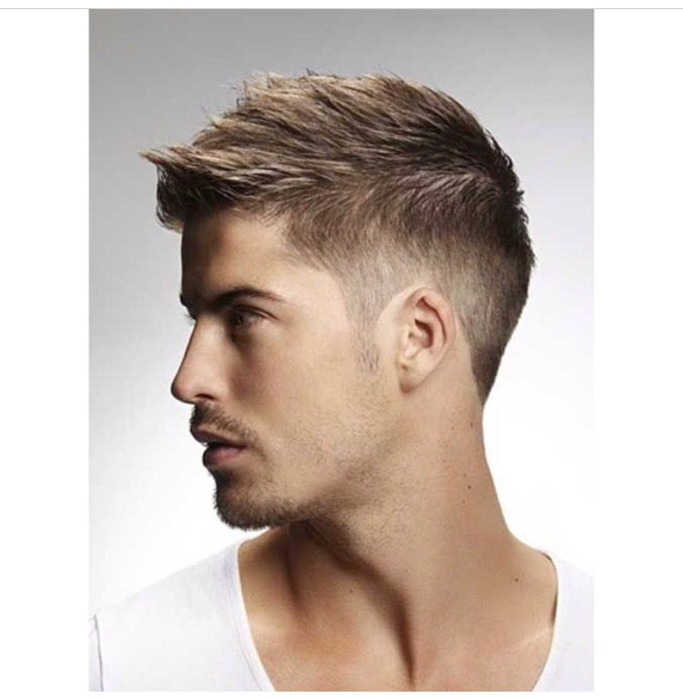 Clean Cut 2015 Short Sideview Mens Hairstyles In 2018 Pinterest