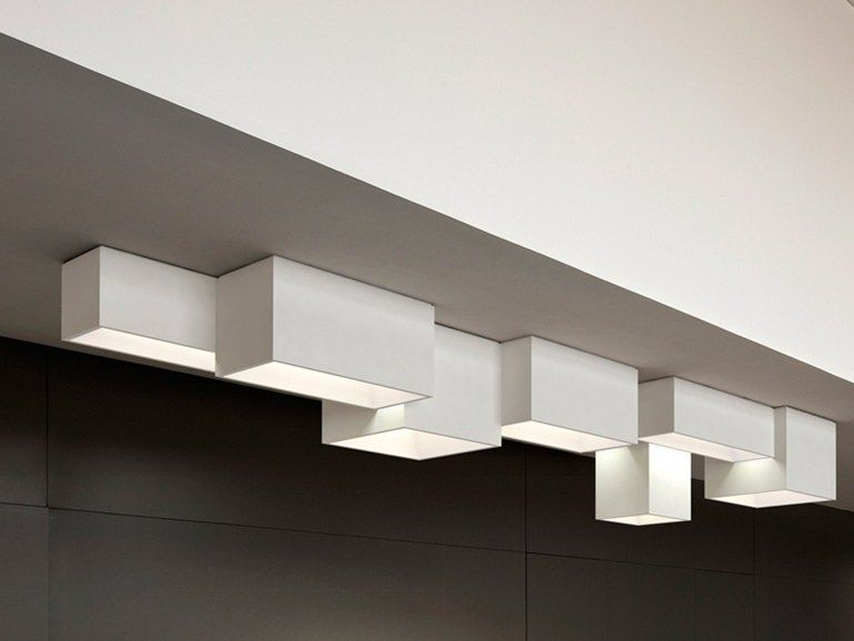 Modular Ceiling Lamp Link L Vibia