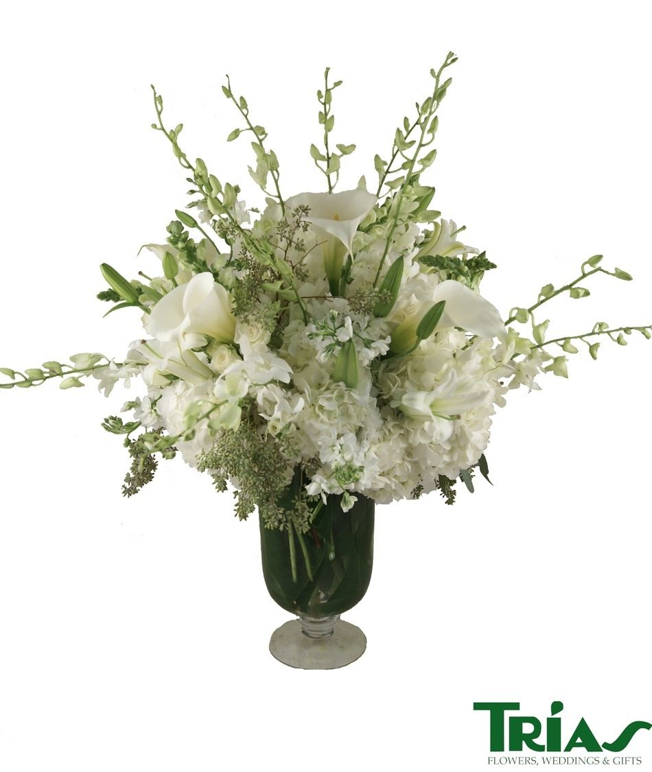 Eternal memories spectacular all white arrangement miami flowers eternal memories spectacular all white arrangement miami flowers flowers in miami fl izmirmasajfo Image collections