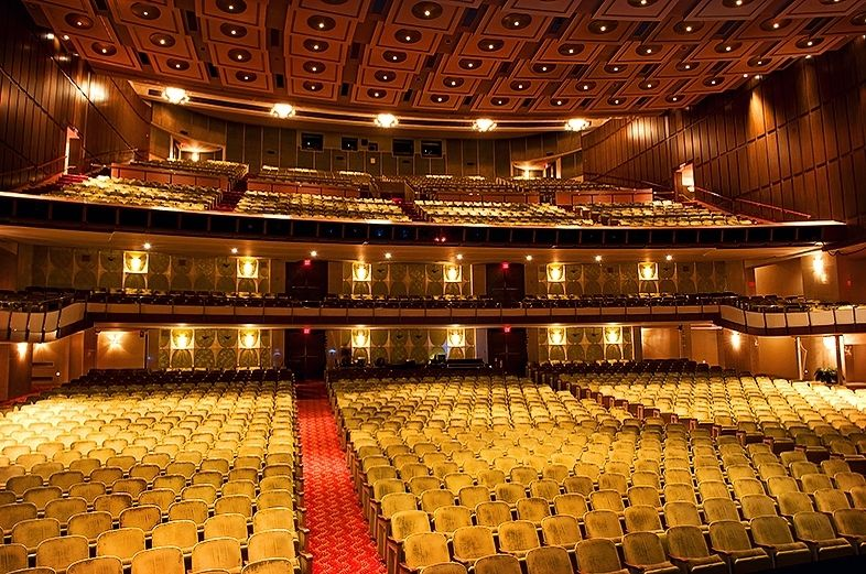 fisher theatre | broadway in detroit | scouting | pinterest
