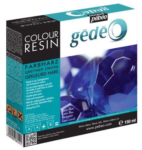 Gedeo Crystal Resin 300Ml