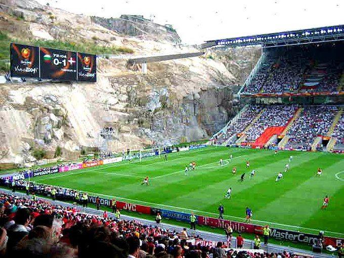 Imgur Soccer Stadium Portugal Soccer Football Stadiums