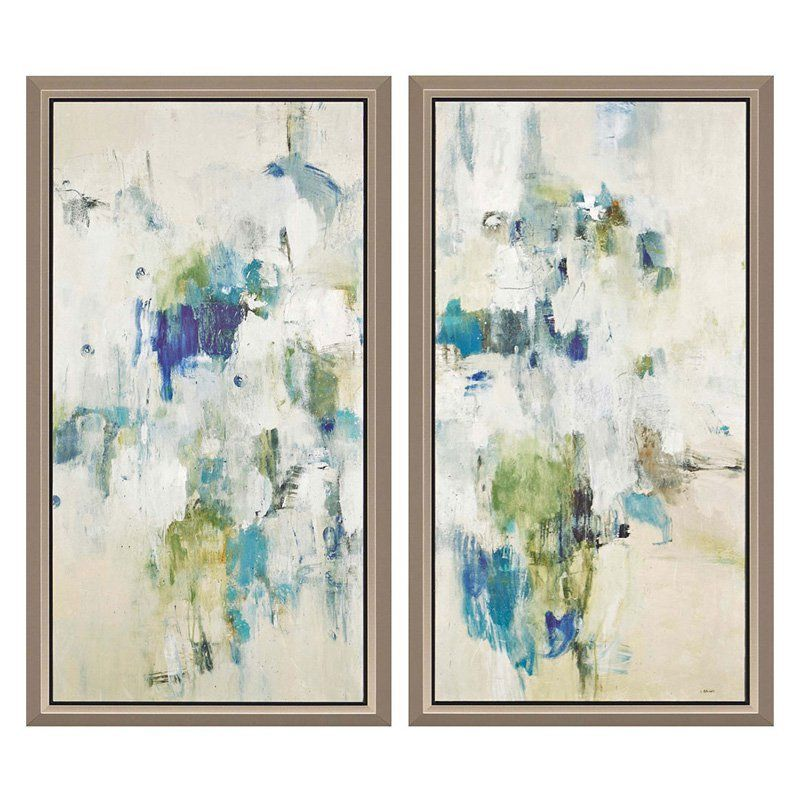 Paragon Decor Moments Framed Wall Art - Set of 2 - 7084 | Products ...