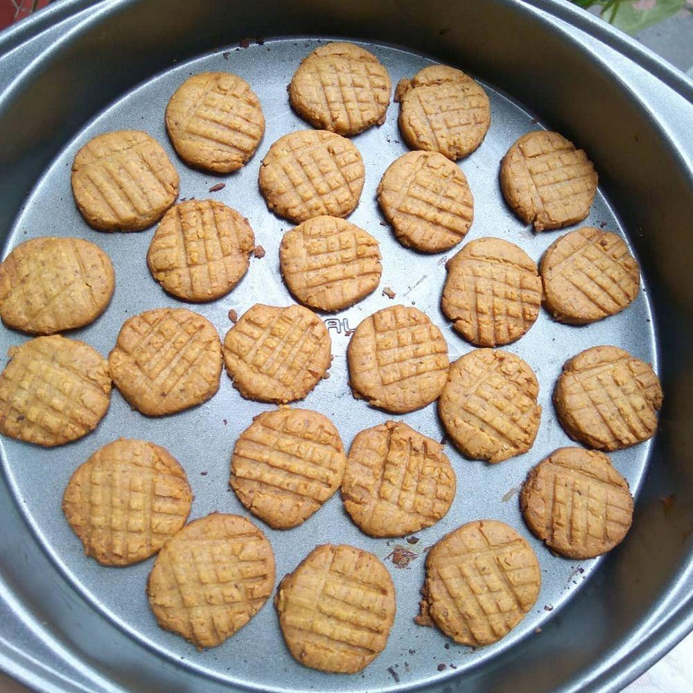 Resep Kue Kacang Istimewa Food Snacks Food And Drink