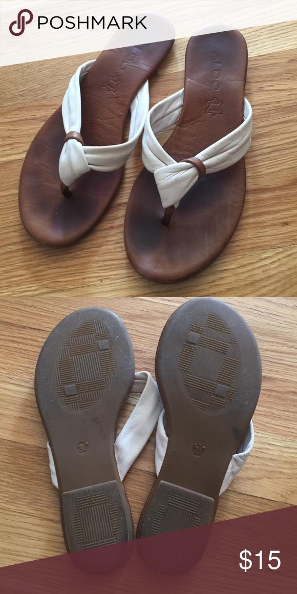 6b5d1c303 ALDO flip flops Nice and comfortable flip flops form ALDO. Lightly used. Aldo  Shoes