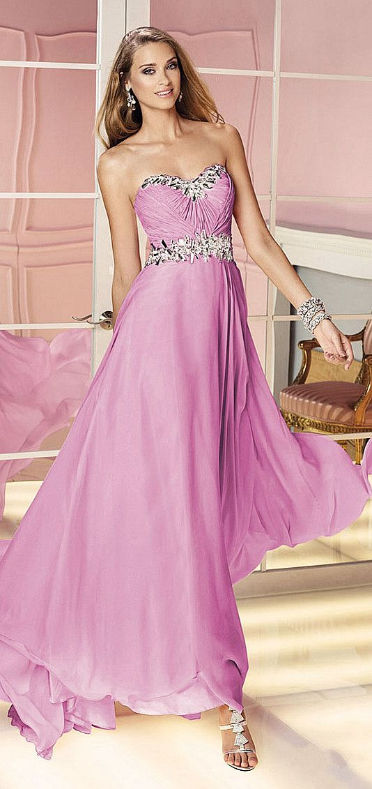 wellfigured.com: #lovely #dress | I love Pink!!! | Pinterest | Nardo