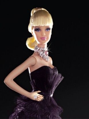 Diamond necklace Barbie sells for over $300,000