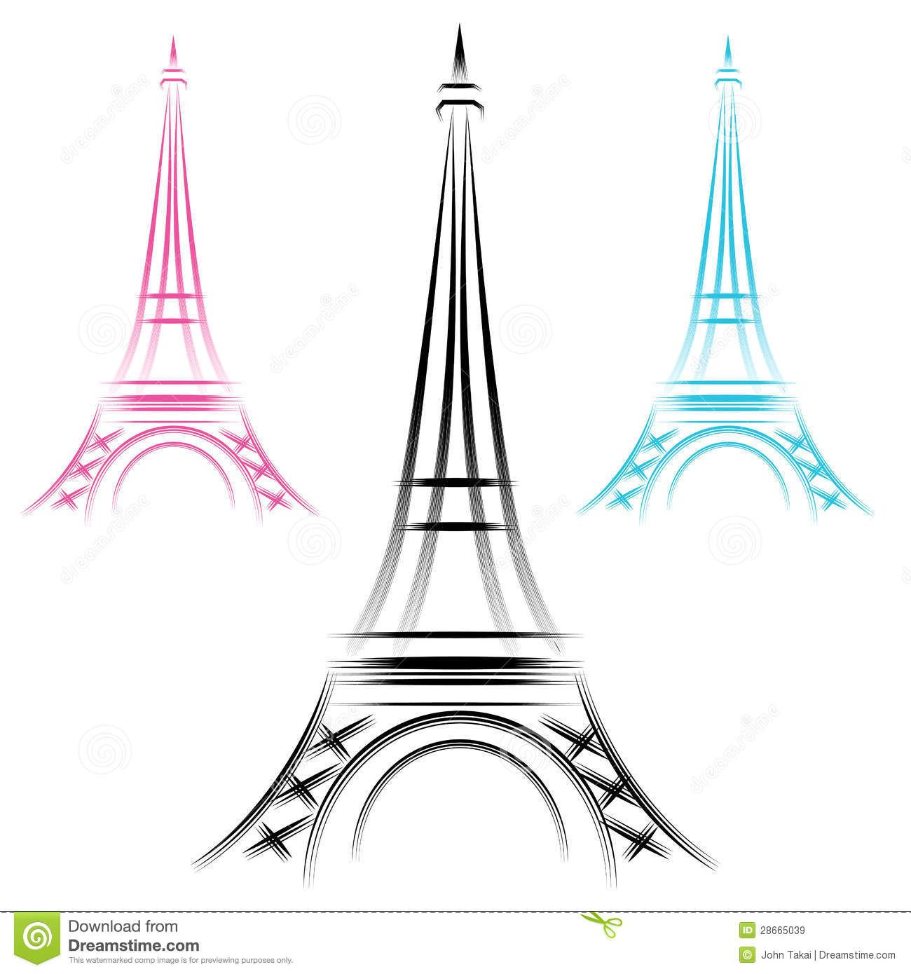tour eiffel dessin recherche google tour eiffel. Black Bedroom Furniture Sets. Home Design Ideas