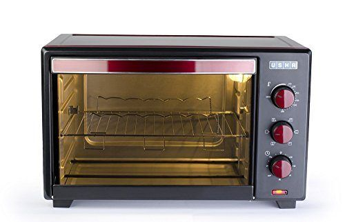 Usha Otg 3629r 29l Oven Toaster Grill At Rs 5339 From Amazon