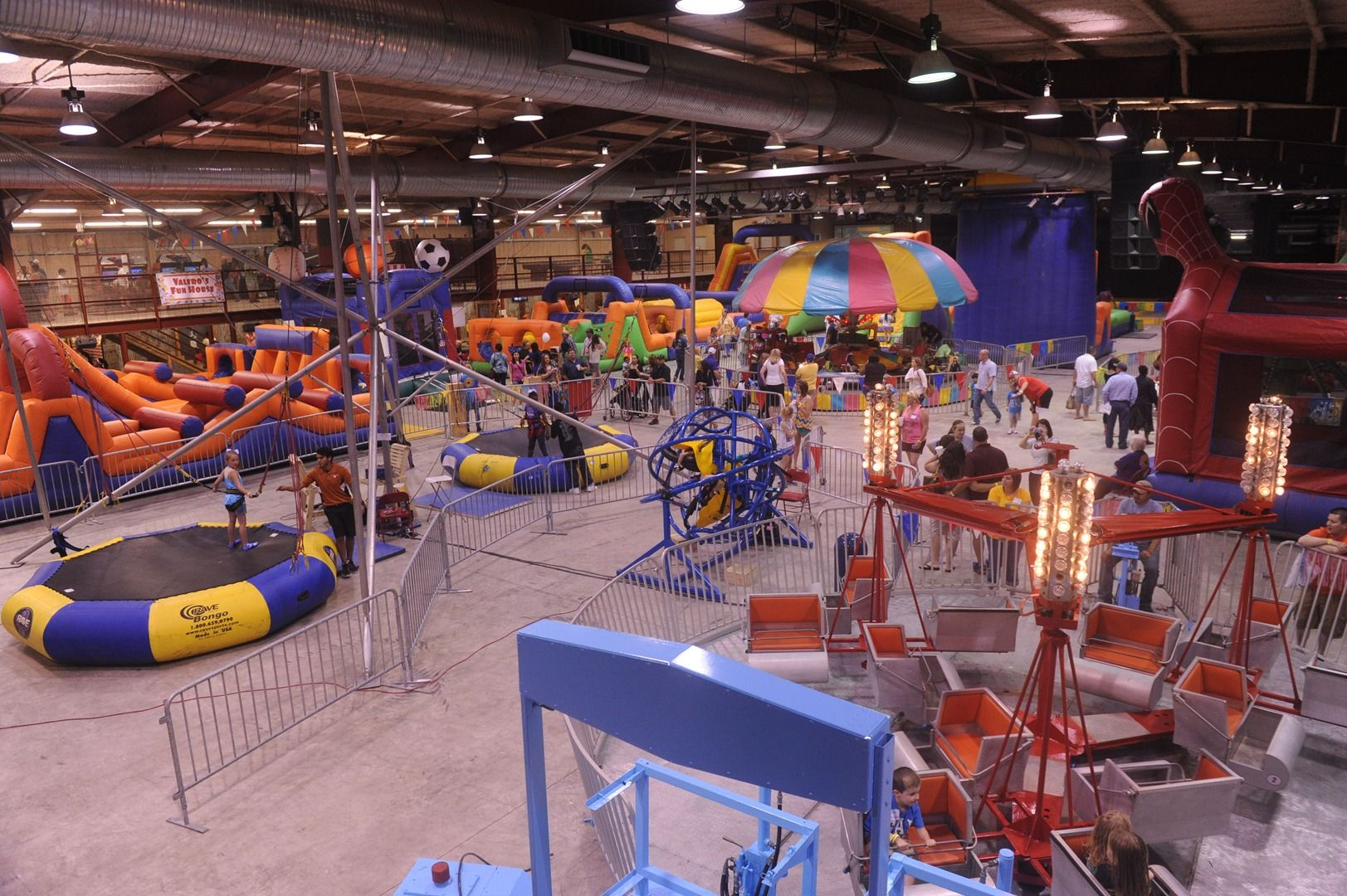 Indoor Playgrounds In Houston Indoor Trampoline Parks Indoor