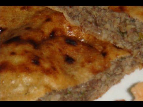 طريقة عمل الحواوشي المصري Desserts Food Banana Bread