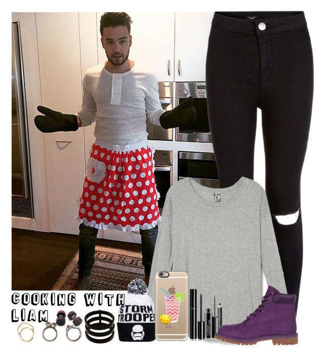 """""""Cooking with Liam"""" by maria-eduarda-fortunatti ❤ liked on Polyvore featuring Payne, New Look, Chanel, MAC Cosmetics, Burberry, Timberland, Repossi, Casetify and Iosselliani"""