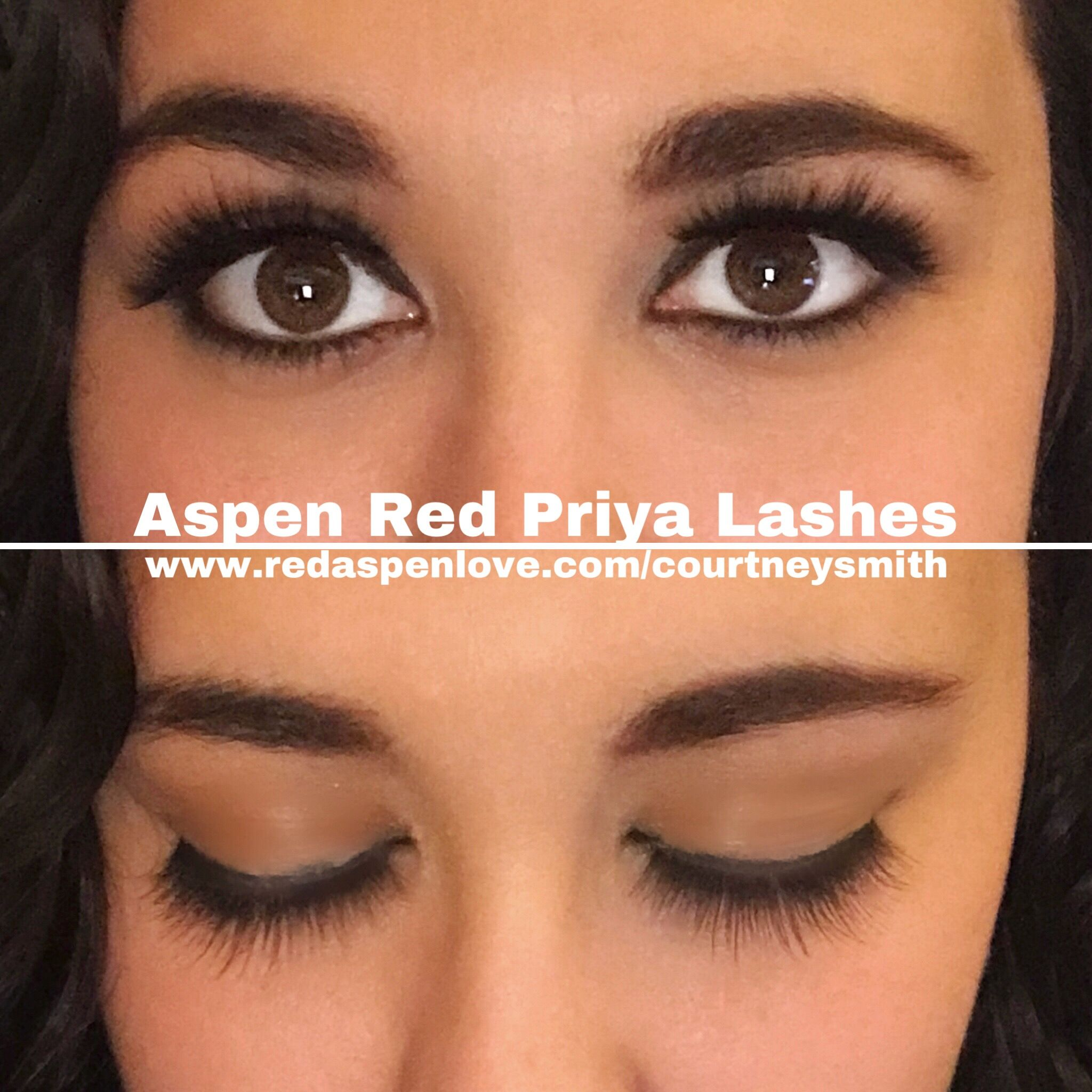 0e2ff037989 #priyalashes #redaspenlove red aspen lashes Priya lashes false lashes False  Lashes, Aspen,