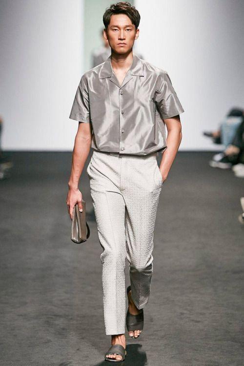Kimseoryong SS16.  menswear mnswr mens style mens fashion fashion style runway kimseoryong
