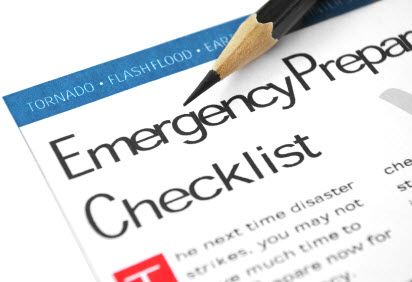 What Should You Do When A Sudden Disaster Strikes Hmmmm Prepare