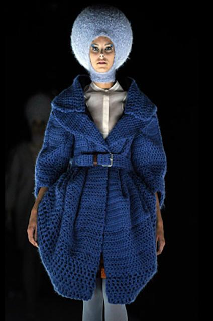 NATHALIE FORDEYN #knitwear #extremeknitting
