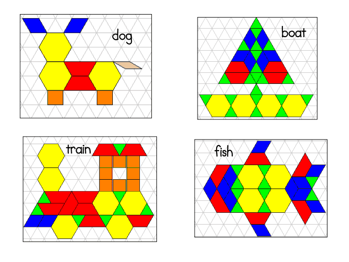 Pattern Blocks Pdf Index Card Size To Duplicate Pattern Blocks