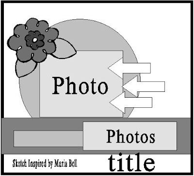 Scrapbooking Layout Buscar Con Google Scrapbooking Ideas