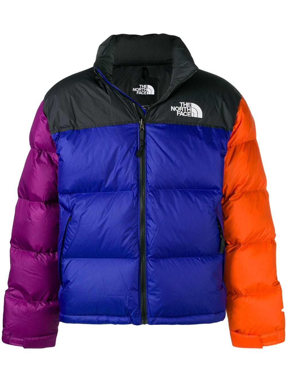 The North Face Padded Jacket Purple Modesens [ 1334 x 1000 Pixel ]