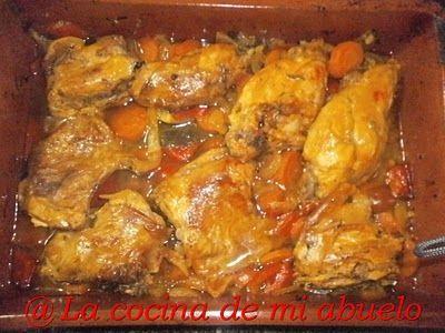 Arroz con pollo en cazuela de barro, Receta Petitchef