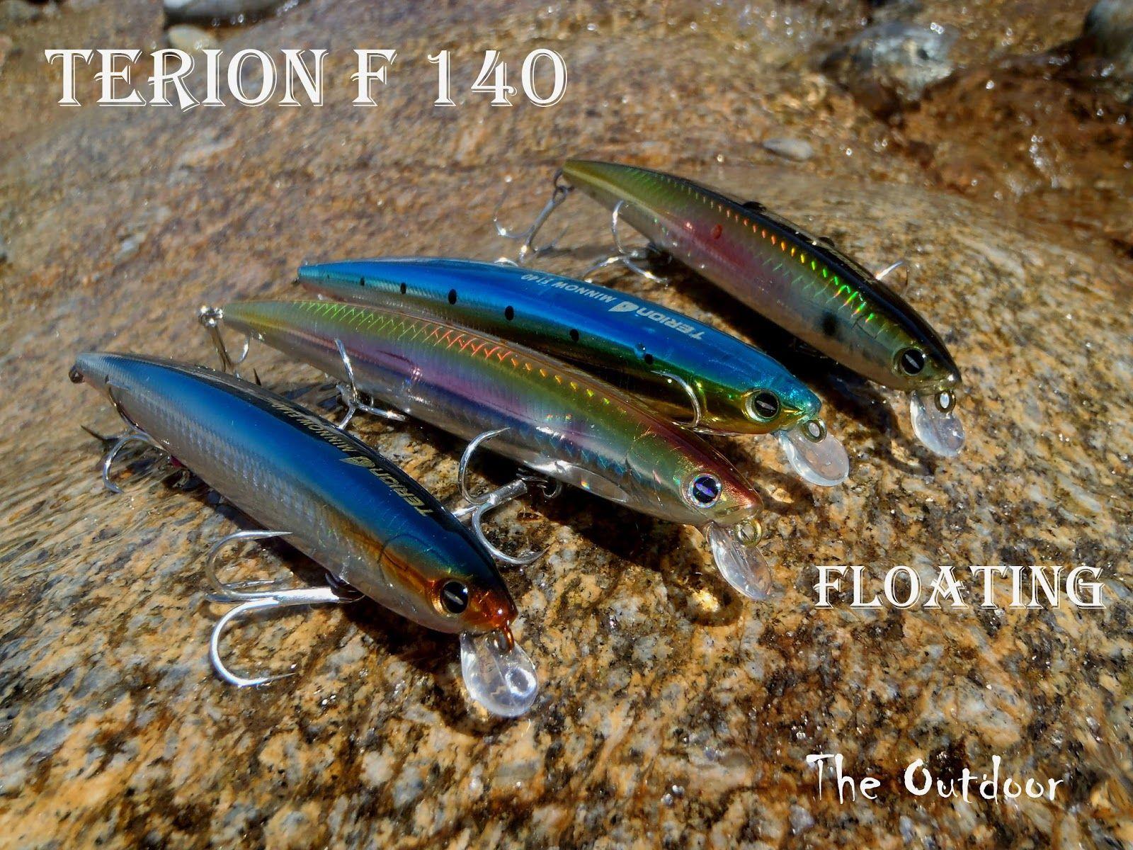 solorobalizas the outdoor tu nueva marca de senuelos new in spain marca pesca spain