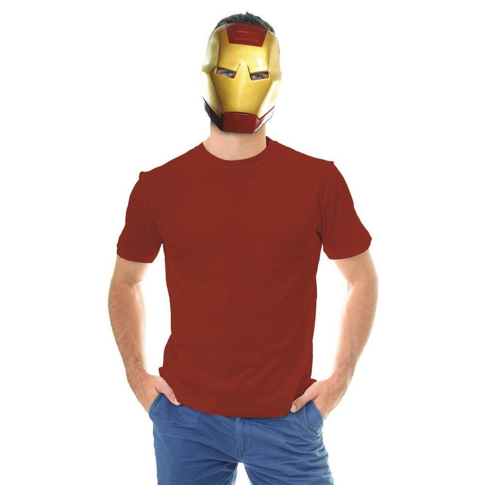 Marvel Universe Iron Man Shirt Child//Adult Halloween Costume