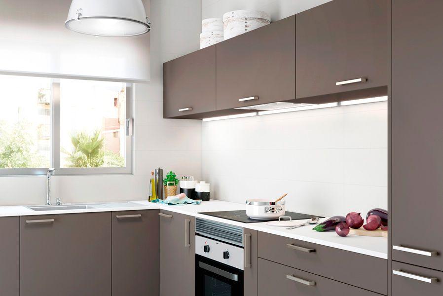 gabinetes de cocina pequeña modernos - Buscar con Google | Cocinas ...