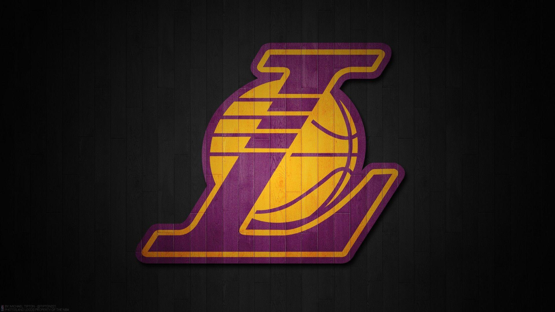 Hd Backgrounds La Lakers La Lakers Basketball Wallpapers Hd Basketball Wallpaper