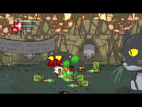 Peasant Arena Castle Crashers Youtube Castle Crashers Castle Flying Spaghetti Monster