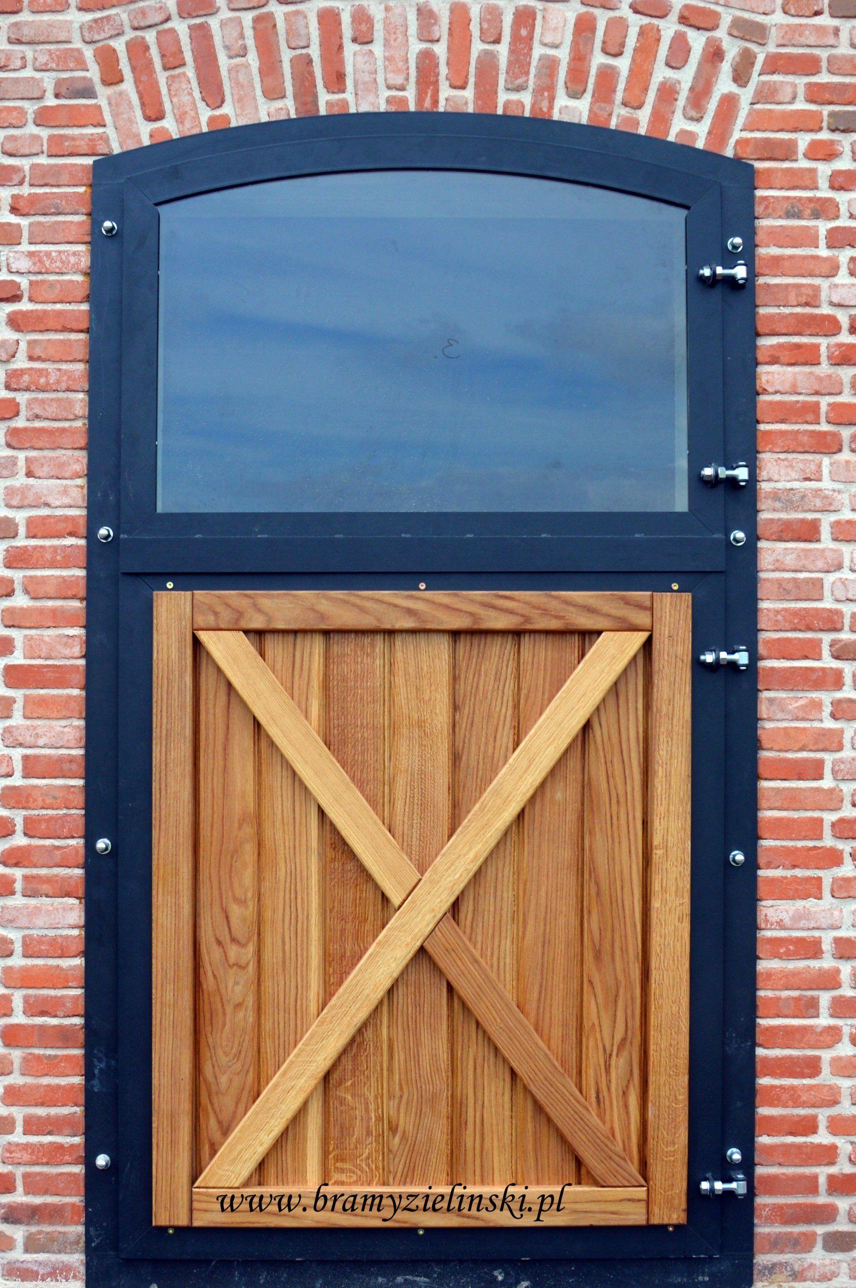 Drzwi Do Stajni Garazu Wrota Na Wymiar 7564155700 Oficjalne Archiwum Allegro Outdoor Decor Outdoor Garage Doors