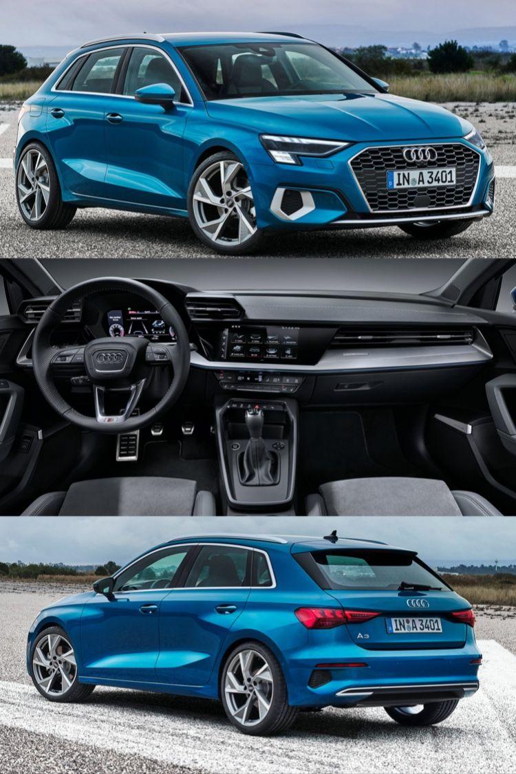 2021 Audi A3 Sportback in 2020 Audi a3 sportback, Audi